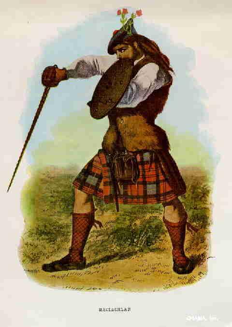 McLachlan - Highland Warrior